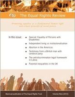 The Equal Rights Trust Review, Volume 9 (2012)