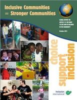 Inclusive Communities = Stronger Communities